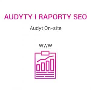 Audyt On-site