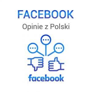 FACEBOOK Opinie z Polski