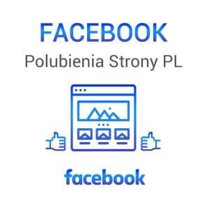 FACEBOOK Polubienia Strony PL