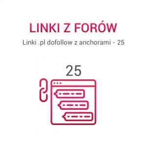 Linki .pl dofollow z anchorami - 25