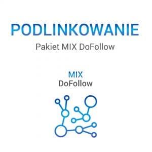 Pakiet MIX DoFollow