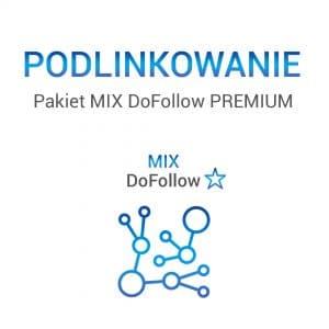 Pakiet MIX DoFollow Premium