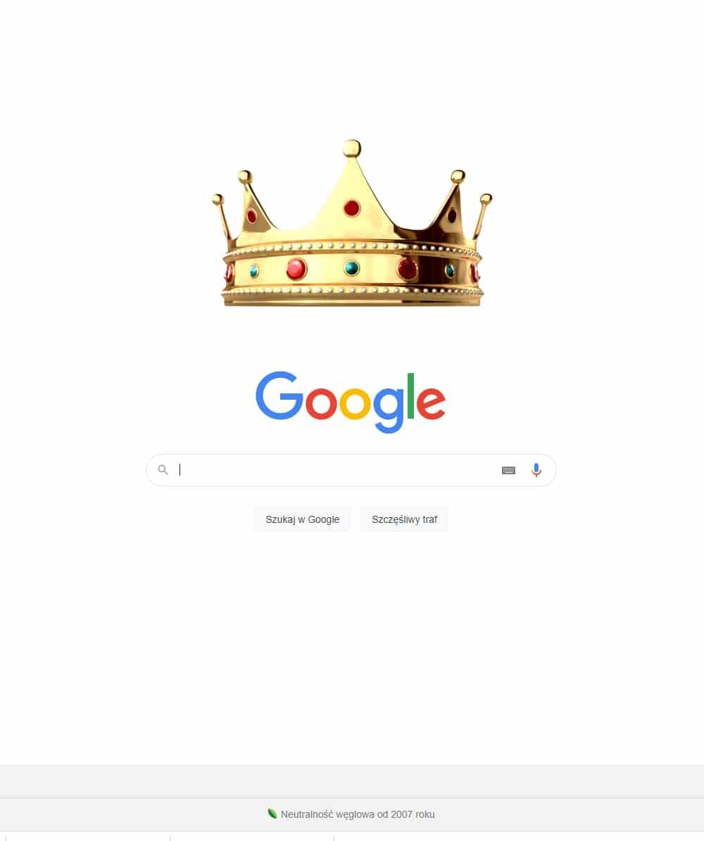 sukces w google